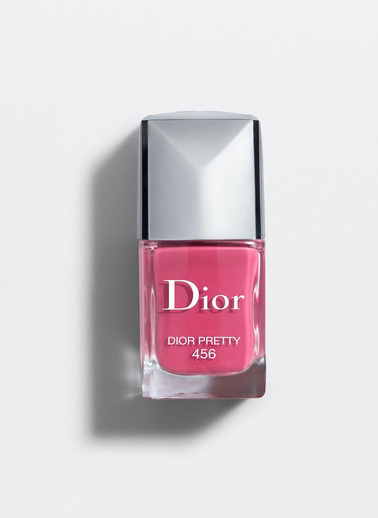 Dior Dior Vernis Nail Lacquer 456 Dior Pretty Oje Pembe